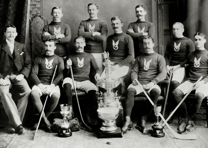MAA, First Stanley Cup Winner 1893