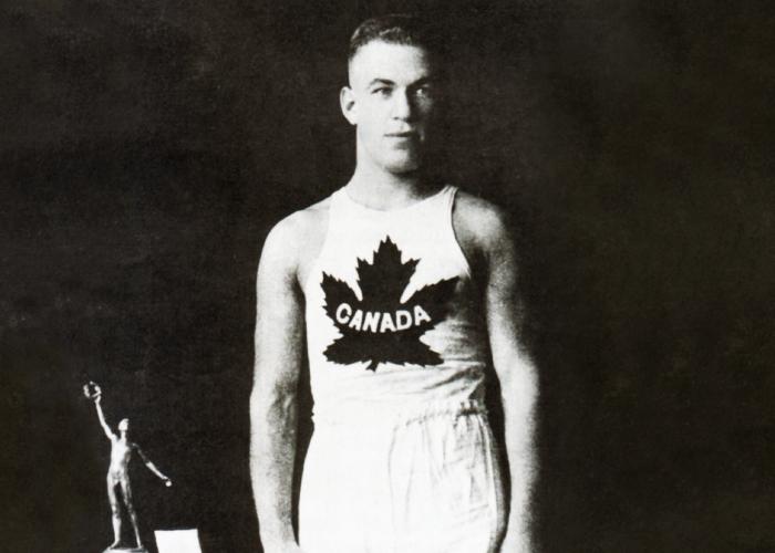 MAA, Bert Schneider Olympic Gold Medallist Boxing 1920