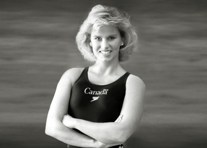 MAA, Carolyn Waldo, Olympic Double Gold Medalist Synchronized Swimming