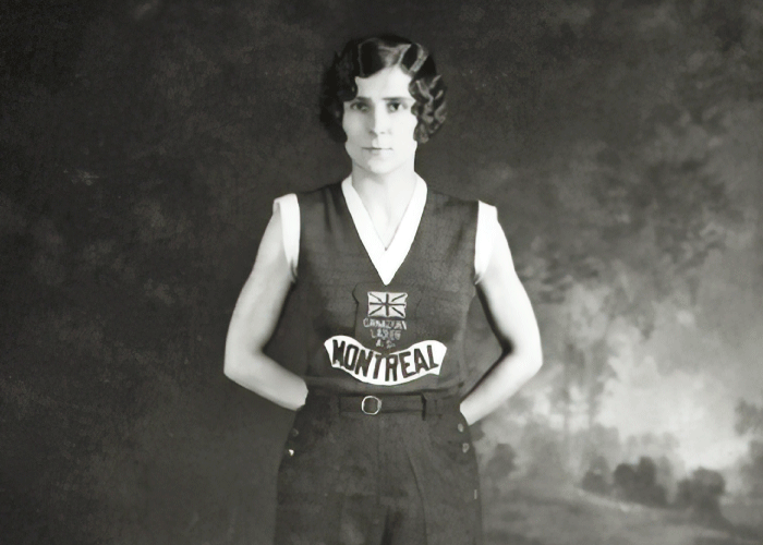 MAA, Myrtle Cook McGowan 1928 Olympic Gold Medallist in Track & FIe