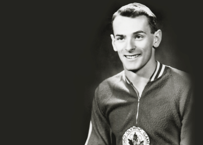 MAA, Richard Pound Olympian Finalist